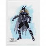 Diseño conceptual para Batman y Robin