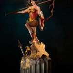 Figura de Wonder Woman de Sideshow Colelctibles