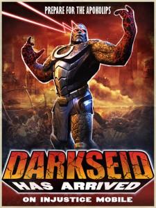 Darkseid en Injustice: Gods Among Us