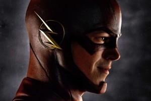 Grant Gustin como Flash