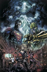 Injustice Year Two Nº 4