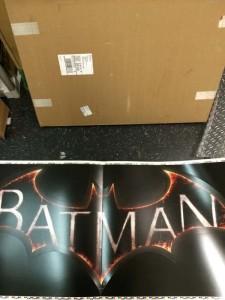 Posible logo del nuevo juego de Batman
