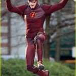Rodaje de The Flash