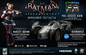 Batman: Arkham Knight en Walmart