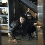 Arrow 2x19 - The Man Under The Hood