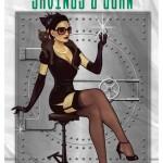 Bombshell Catwoman