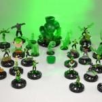 Green Lantern Corps de HeroClix: War of Light