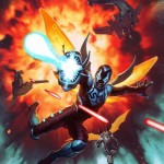 Blue Beetle en Infinite Crisis