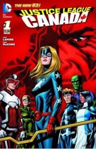 Justice League United Nº 1