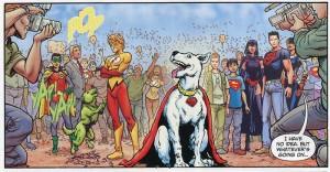 Superboy: ¡Smallville Ataca!