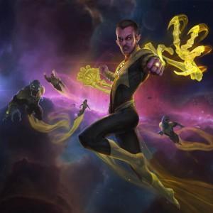 Sinestro en Infinite Crisis