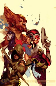 Justice League United Nº 2
