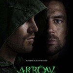 Póster final de 2ª temporada de Arrow
