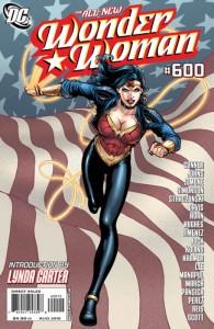 Wonder Woman Nº 600