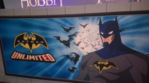 Banner de Batman Unlimited