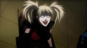 Harley Quinn en Batman: Assault on Arkham