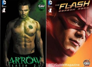 Arrow: Season 2.5 y The Flash: Zero Year