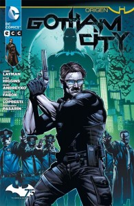 Batman: Origen - Gotham City