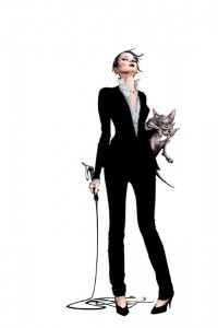 Catwoman Nº 35