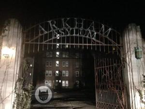 Asilo Arkham en Gotham