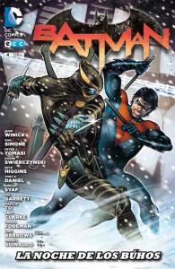 Batman (Reedición Trimestral) Nº 4 - La Noche de los Búhos Parte I