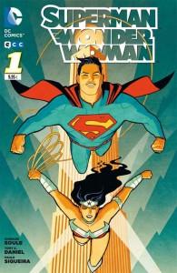 Superman/Wonder Woman Nº 1