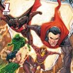 Liga de la Justicia 3000 Nº 1
