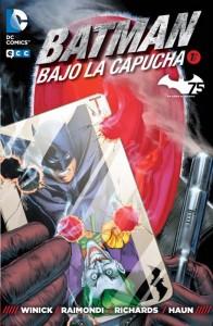 Batman: Bajo la Capucha Nº 1