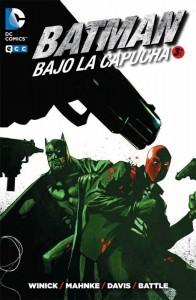 Batman: Bajo la Capucha Nº 3