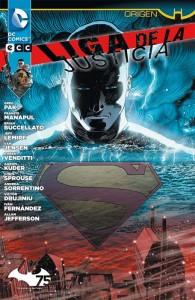 Batman Origen: Liga de la Justicia