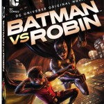 Blu-ray de Batman Vs. Robin
