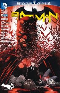 Batman: Gothtopía Nº 1