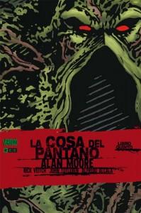 La Cosa del Pantano de Alan Moore Nº 5