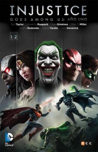 Injustice: Gods Among Us - Año Uno Nº 1
