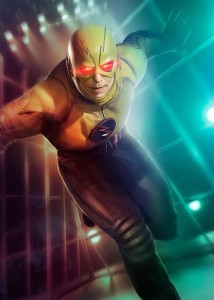 Flash Reverso en The Flash
