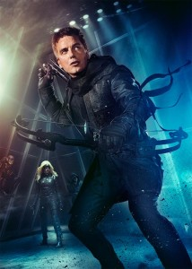 Malcolm Merlyn en Arrow