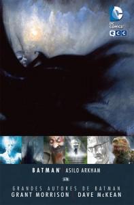 Grandes Autores de Batman - Grant Morrison y Dave McKean: Asilo Arkham