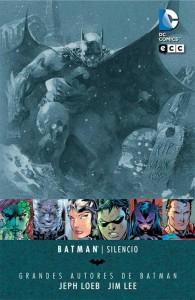 Grandes Autores de Batman: Jeph Loeb y Jim Lee - Silencio