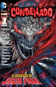 Superman: Condenado Nº 1