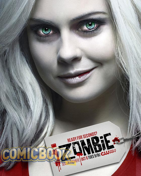 Sinopsis de iZombie 2×08 – The Hurt Stalker | Todas las ...