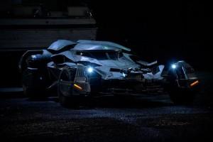 Batmóvil en Batman v Superman: El Amanecer de la Justicia