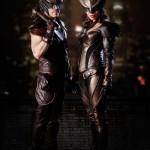 Hawkgirl y Hawkman en Legends of Tomorrow