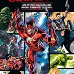 Orígenes Secretos Nº 3: Flash/Grayson/La Cosa del Pantano