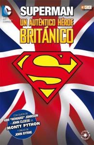 Superman: Un Auténtico Héroe Británico