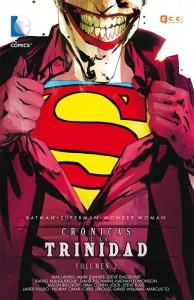 Batman/Superman/Wonder Woman: Crónicas de la Trinidad Vol. 2