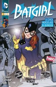 Batgirl: La Chica Murciélago de Burnside