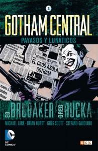 Gotham Central Nº 2