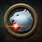 Logotipo de Hawkman y Hawkgirl para Legends of Tomorrow