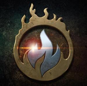 Logo de Ola de Calor para Legends of Tomorrow