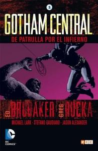 Gotham Central Nº 3